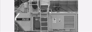 """South Wales Demolition Ltd Crusher"""