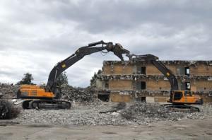 Building Demolition in Bristol